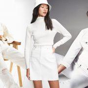 Λευκό τζιν: Τα μυστικά για το πιο φρέσκο στιλ της σεζόν