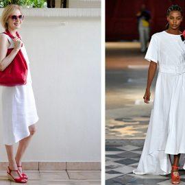 Ο συνδυασμός λευκού και κόκκινου είναι απλά... αχτύπητος!