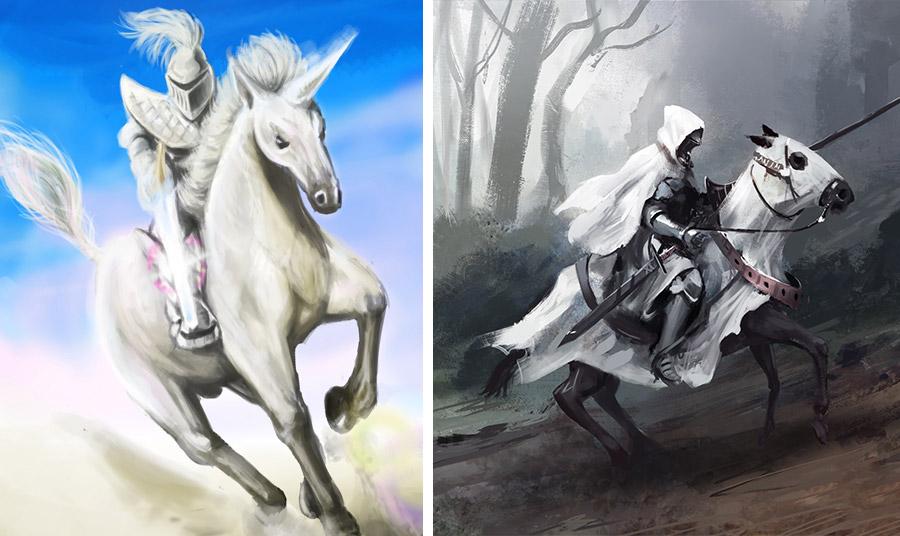Σχέσεις: Τι είναι το σύνδρομο του λευκού ιππότη;