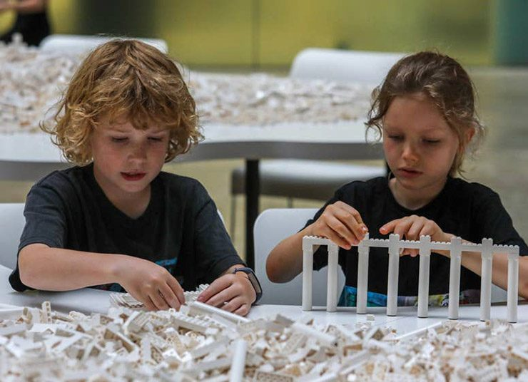 Τα Lego στην Tate Modern του Λονδίνου