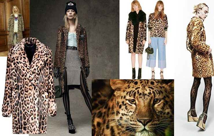 Λεοπάρ: Η «άγρια» τάση της μόδας!