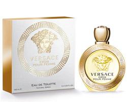 Eros Pour Femme, Versace για την Ζυγό