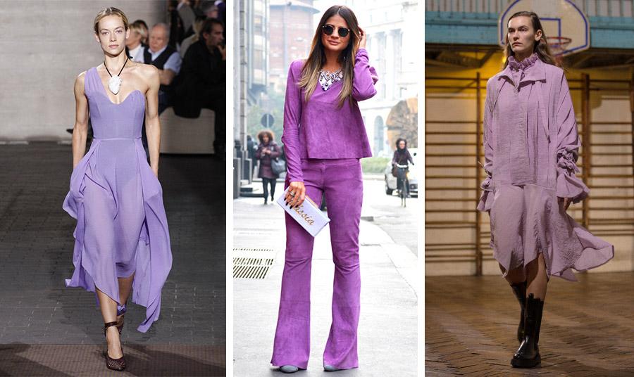 Οι διαφορετικές εκδοχές τόσο στο στιλ όσο και στις αποχρώσεις είναι γεγονός! Από ένα αιθέριο φόρεμα έως ένα παντελόνι με ασορτί τοπ ή ένα σύνολο, αποφασίστε εσείς!