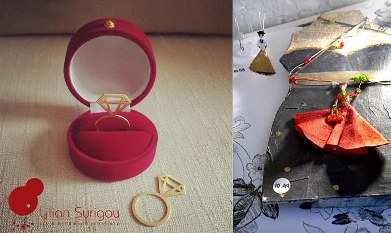 Πάντα μας αρέσει ένα βελούδινο κόκκινο κουτάκι με το κόσμημά μας! // Σχεδιάζοντας τον μαγικό της κόσμο