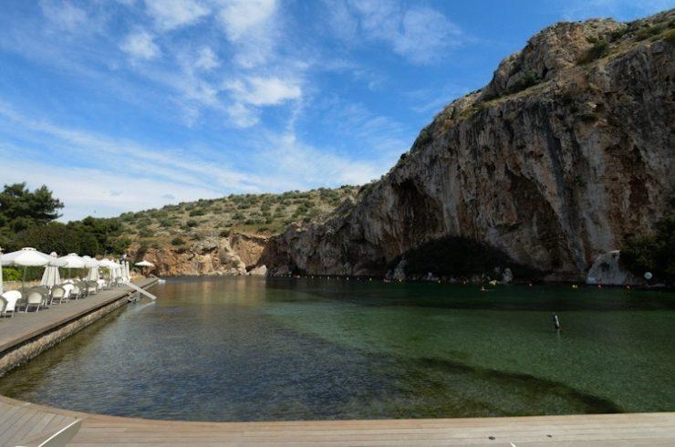 Λίμνη Βουλιαγμένης: O υδάτινος παράδεισος είναι εδώ!
