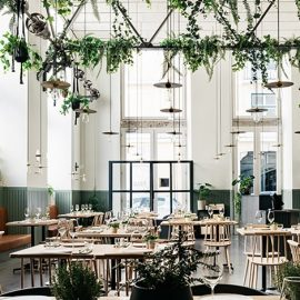 Το εστιατόριο Prado με τον urban χαρακτήρα, μαγική ατμόσφαιρα και απίθανο φαγητό?