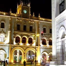 Ο κεντρικός σιδηροδρομικός σταθμός της πορτογαλικής πρωτεύουσας