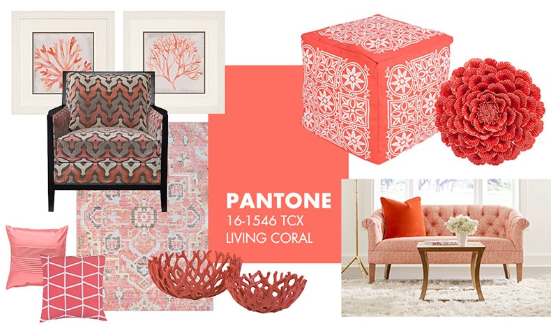 «Ο καθένας έχει την ανάγκη να αισθάνεται αισιόδοξος - και φαίνεται ότι η χρωματική διάθεση του κόσμου τείνει προς αυτή την κατεύθυνση. Το Living Coral αντιπροσωπεύει ένα συναίσθημα που βρίσκεται γύρω μας», λέει η Leatrice Eiseman, Διευθύντρια του Pantone Color Institute