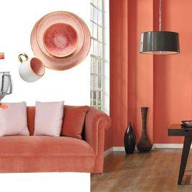 Βάλτε το Living Coral στη ζωή σας βάφοντας έπιπλα, αντικείμενα ή τους τοίχους με έμπνευση από αυτό!