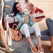 Μοκασίνια: Τα τέλεια παπούτσια για τη φετινή άνοιξη