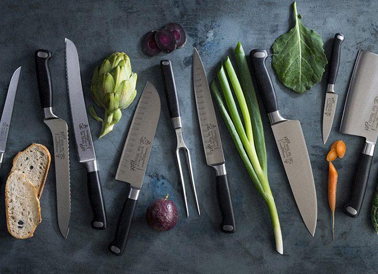 Μαχαίρια: Διατηρήστε τα σε άψογη κατάσταση