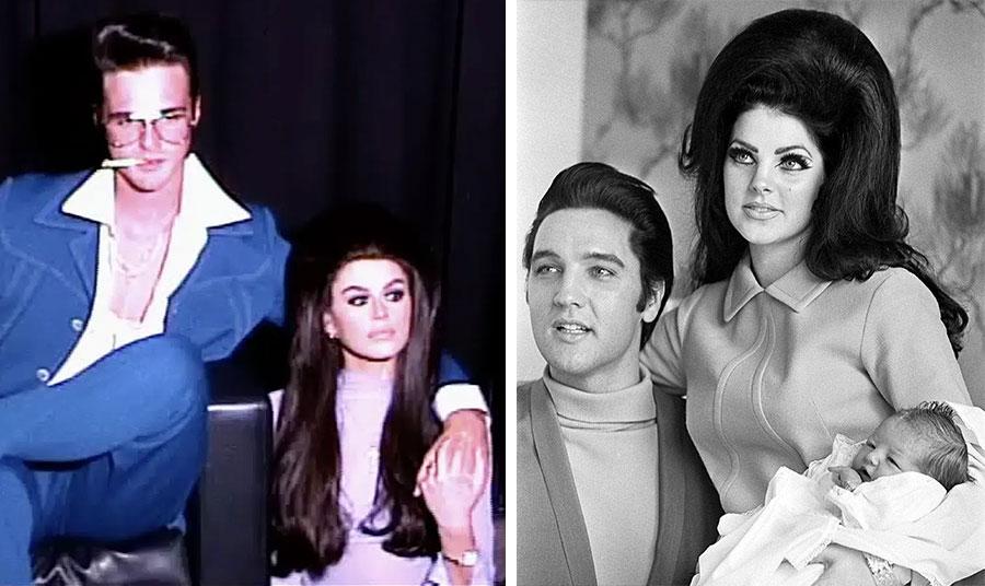 Με αφορμή το Halloween, το μοντέλο Gaia Gerber και ο φίλος της Jacob Elordi αποφάσισαν να ντυθούν Elvis και Priscilla Presley