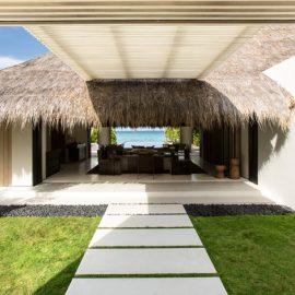 Ο αρχιτέκτονας Michel Gathy έχει συνδυάσει μοναδικά την τοπική παράδοση με τη μοντέρνα αισθητική.