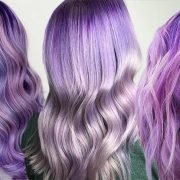 Το απόλυτο trend στο χρώμα των μαλλιών; Tο χρώμα της λεβάντας!