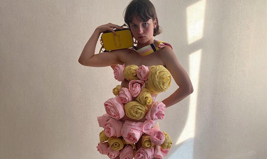 Maya Golyshkina: Γνωρίστε την καλλιτέχνιδα που μόλις συνεργάζεται τον Marc Jacobs