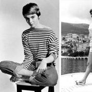 Επηρεασμένη από τη στολή των ναυτών, η Coco Chanel έφερε τη μαρινιέρα στα? σαλόνια // Με μαρινιέρα η Jean Seberg // Η Όντρεϊ Χέμπμορν με κλασική μαρινιέρα