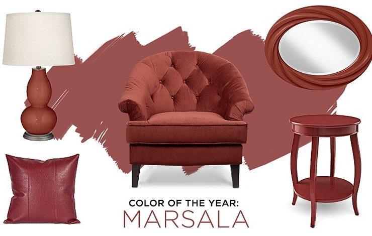 Το χρώμα της χρονιάς «χρωματίζει» με θέρμη τα έπιπλα και τα διακοσμητικά αντικείμενα του σπιτιού μας