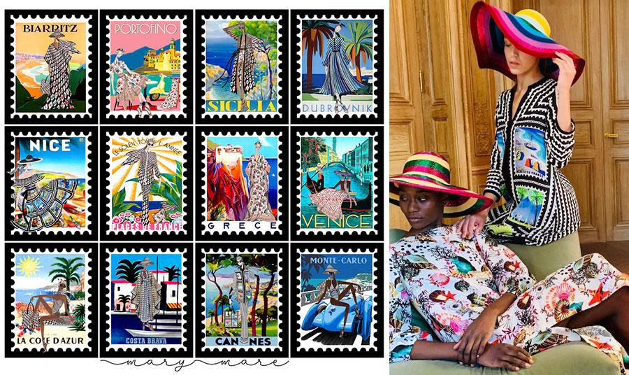 Mary-Mare: Η resort collection της Mary Katrantzou μας ταξιδεύει…
