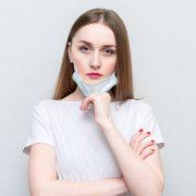 Προστασία από τους ερεθισμούς που προκαλούν οι μάσκες