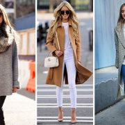 Τα καθημερινά απλά μας ρούχα μπορούν να αποκτήσουν άλλο αέρα προσθέτοντας κάποια ιδιαίτερα αξεσουάρ, ένα κομμάτι γούνας ή ένα καλό παλτό