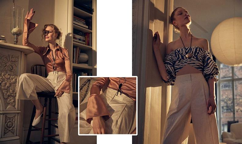 Ένα κλασικής γραμμής παντελόνι μπορεί να γίνει «το αστέρι» μίας εμφάνισης από το πρωί έως το βράδυ. Μπορεί να γίνει από αυστηρό έως casual ανάλογα με τα υπόλοιπα ρούχα και αξεσουάρ σας
