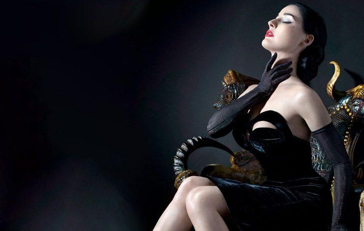 Το διαχρονικό μαύρο βελούδο