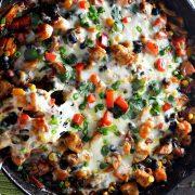 Μεξικάνικη συνταγή: Κοτόπουλο με γλυκοπατάτες
