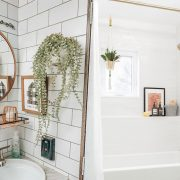 Μικρό μπάνιο; Ιδέες και λύσεις που το κάνουν να δείχνει μεγαλύτερο!