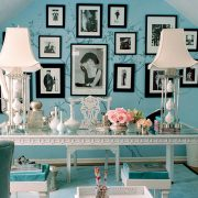 Μπλε: Το αγαπημένο χρώμα της διακόσμησης