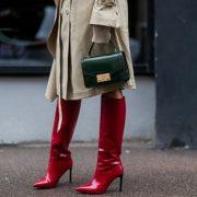 Οι μπότες είναι τα παπούτσια της σεζόν! Ιδέες για να τις φοράμε καθημερινά
