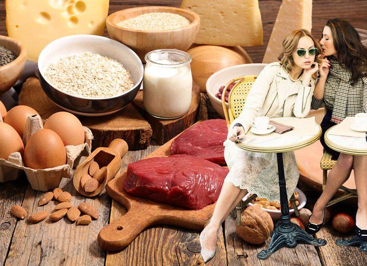 Κρέας; Αλάτι; Αβγά; Νέες μελέτες αλλάζουν ριζικά τα δεδομένα!
