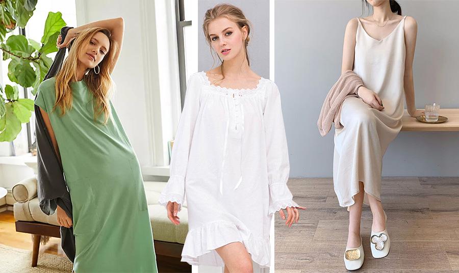 Επιλέξτε ένα όμορφο, άνετο και κομψό φόρεμα και φορέστε το! Κάνει καλό στην ψυχολογία!