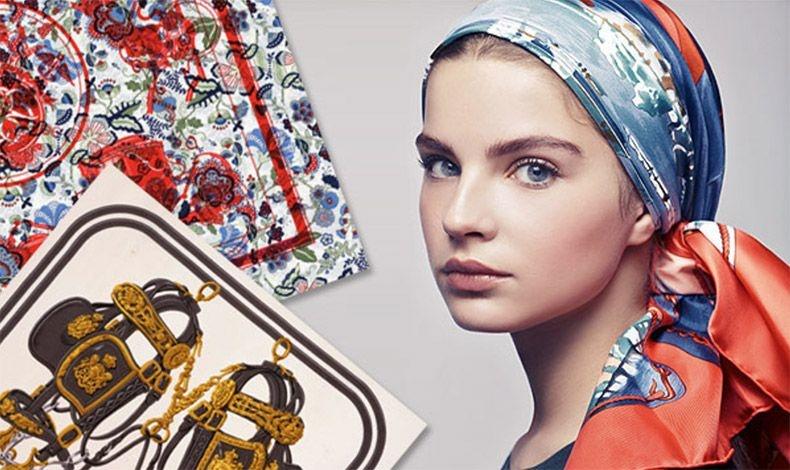 Το 1837 ιδρύεται ο γαλλικός οίκος Hermès, διάσημος για τα μεταξωτά του φουλάρια που από τότε μέχρι σήμερα γίνονται ανάρπαστα!