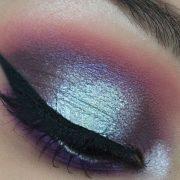 Μεταλλιζέ σκιές: Το πιο hot look αυτή τη στιγμή!