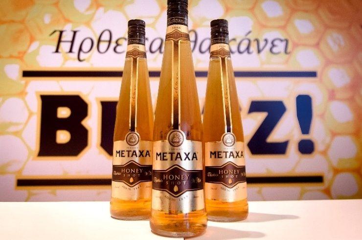 Μetaxa Honey: Συναρπαστική γεύση