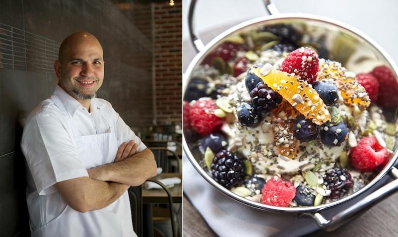 Michael Psilakis: ο Έλληνας σεφ που κατέκτησε την Αμερική