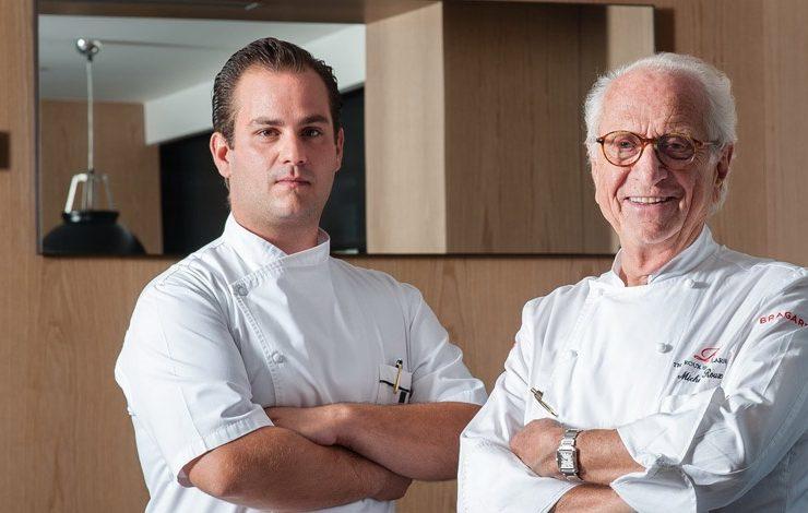 Michel Roux: Μαγειρική με αγάπη και πάθος για δημιουργία!