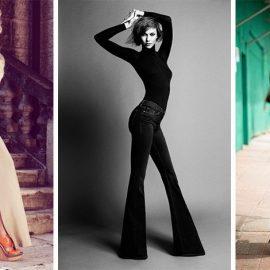 Αν, λοιπόν, είμαστε «δυνατές στα μετόπισθεν», αξίζει να επενδύσουμε σε στενές φούστες ή φορέματα από καλής ποιότητας ύφασμα που θα αγκαλιάζει τις καμπύλες μας ή πάλι ένα στενό παντελόνι