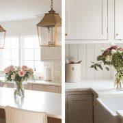 Το ξύλο είναι από μόνο του ένα ζεστό υλικό. Επιλέξτε ξύλινα έπιπλα για την κουζίνα σας! // Προσθέστε ένα βάζο με λουλούδια και φυτά σε όλους τους χώρους