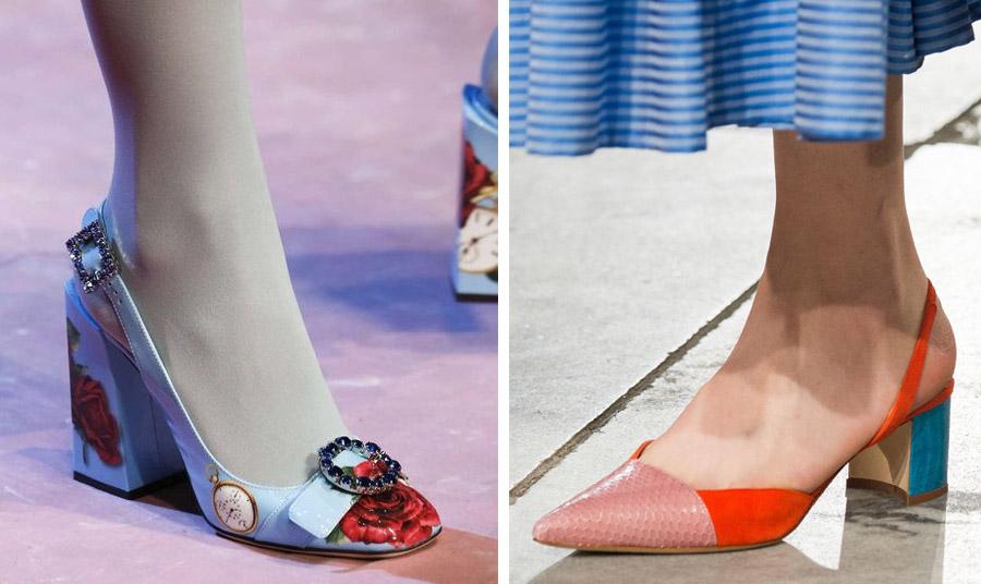 Γενικά, προτιμήστε να αγοράζετε καλής ποιότητας παπούτσια, με πιο διαχρονικές φόρμες αλλά και κάποιο ιδιαίτερο στοιχείο!