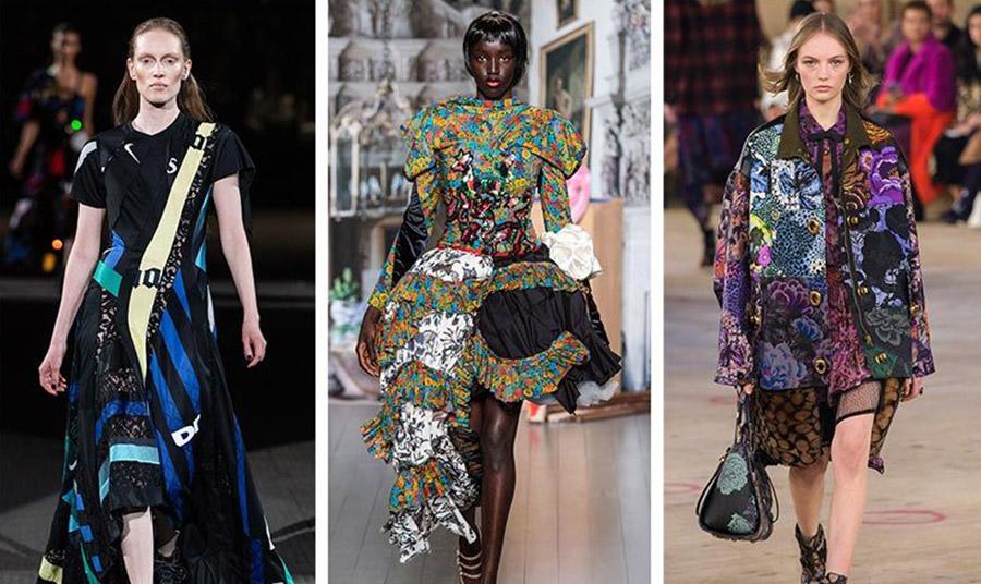 Τα ρούχα με πάτσγουορκ μοτίβα μπορεί να είναι εντυπωσιακά όπως παρουσιάστηκαν στις φετινές συλλογές μόδας, αλλά είναι βέβαιον ότι πολύ σύντομα θα είναι εκτός μόδας