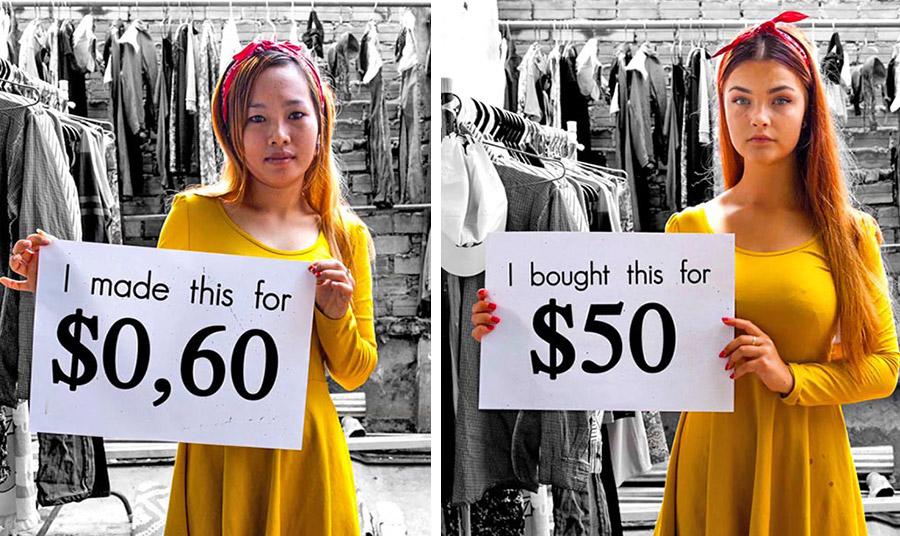 Τα μαζικά καταστήματα ναι μεν έχουν σχετικά χαμηλές τιμές, αλλά καλό είναι να γνωρίζουμε τις πρακτικές αμοιβών και το αποτύπωμά τους στο περιβάλλον