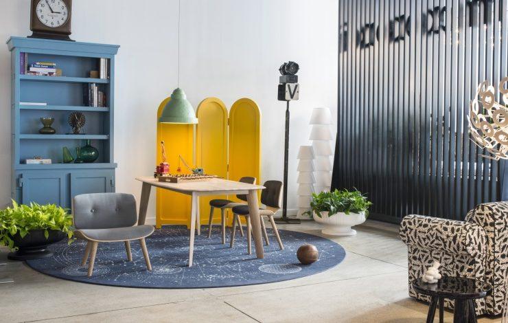 Εκλεκτικό, ατμοσφαιρικό, εμπνευσμένο, το νέο κατάστημα Moooi που μόλις άνοιξε τις πόρτες του στη Νέα Υόρκη