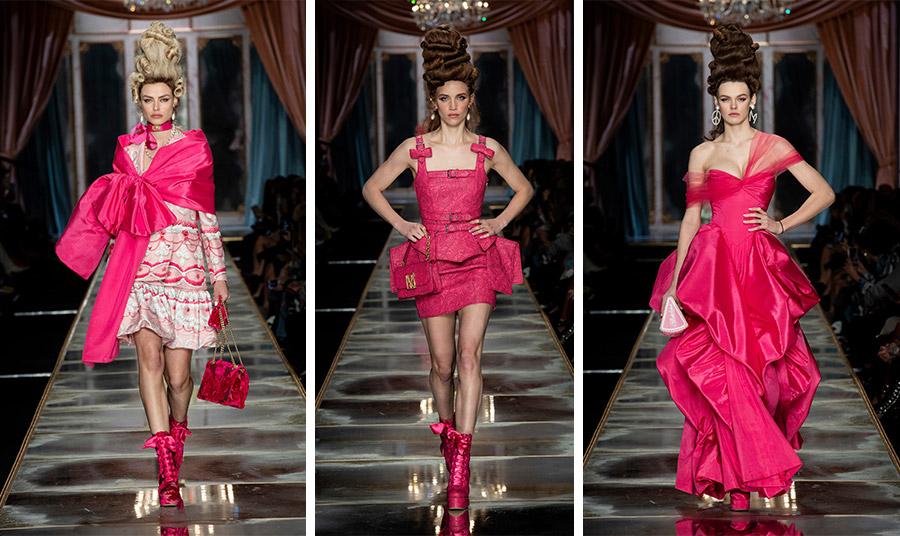Η Μαρία Αντουανέτα… στη σύγχρονη εποχή! Και όλα στο φούξια…