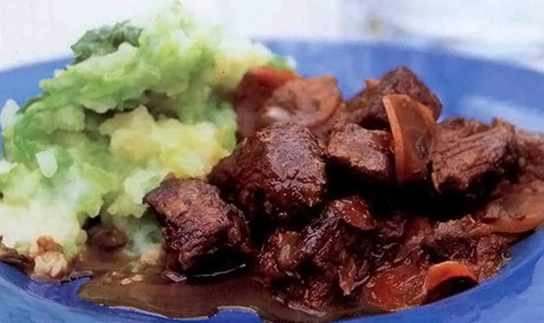 Η συνταγή και η φωτογραφία είναι από το βιβλίο: Avoca Cafe Cookbook, by Hugo Almond with Leylie Hayes, Avoca Headweavers Ltd