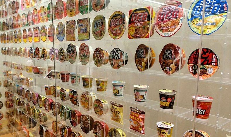 Αγαπητό σε Ιάπωνες και ξένους, το Cup Noodles Museum είναι μια διασκεδαστική επίσκεψη για όλη την οικογένεια