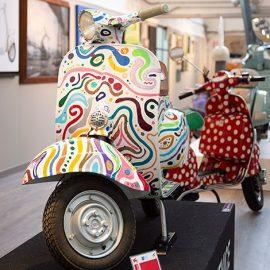 Μουσείο Piaggio: Μία έκθεση για τον εορτασμό 130 χρόνων ιστορίας
