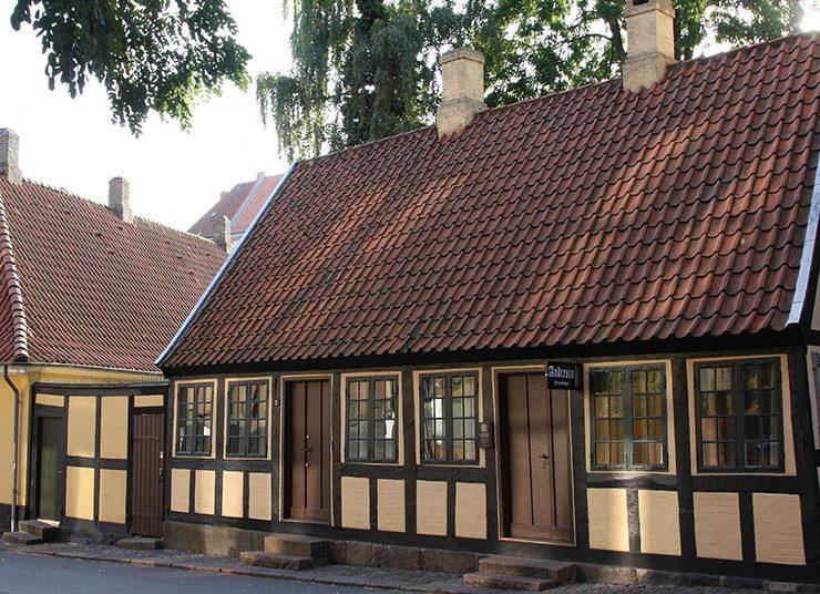 Μουσείο Χανς Κρίστιαν Άντερσεν: Στο σπίτι του μεγάλου παραμυθά!