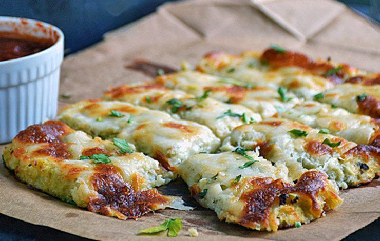 «Μπαστουνάκια» μπρόκολο με τυρί