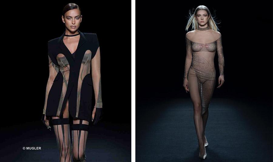 Η Irina Shayk και πολλά ακόμη supermodels εμφανίζονται φορώντας αποκαλυπτικά ρούχα